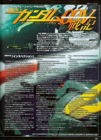 File:Gundam 00V Senki 00 Gundam Seven Sword GUN Inspection0.jpg