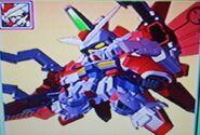 Gundam Geminass L.O. Booster