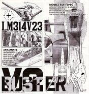 V2 Buster Gundam0