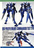 HG00 Brave Commander Test Type