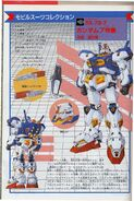RX-78-7 - 7th Gundam - Specifications and Design