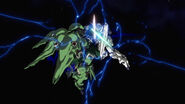 MS Gundam Unicorn - Beam Saber out of NT-D