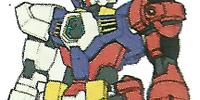 Gundam AGE-1 Brocka