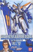 1-100 Gundam Astray Blue Frame Second L