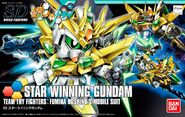 Star Winning Gundam Boxart