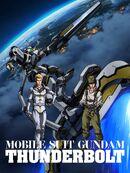 Gundam thunderbolt ona 5 HQ poster