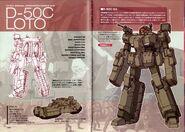 D-50C - Loto - SpecTechDetailDesign