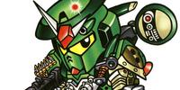 GBG-090 Green Beret Gundam