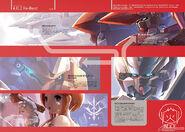 A.O.Z. Re-Boot Gundam Inle Story