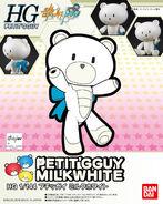 HG Petit'GGuy Milk White