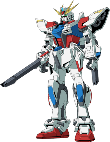File:GAT-X105BST Star Build Strike Gundam - Front.png