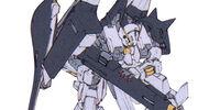 RX-124 Gundam TR-6 (Hi-Zack II)