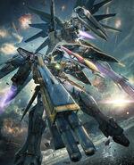 Gundam Versus - Poster D