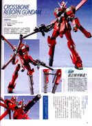 Crossbone Reborn Gundam