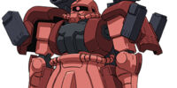 MS-06R-AB Zaku Amazing