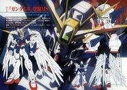 XXXG-00W0 - Wing Gundam Zero Custom - Specifications and Design
