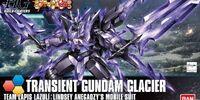 GN-10000 Transient Gundam Glacier