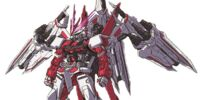 MBF-P02 Gundam Astray Red Dragon