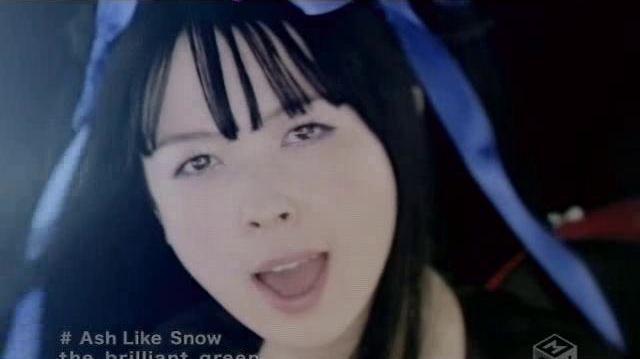 PV The Brilliant Green - Ash Like Snow karoke + napisy PL