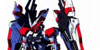 MBF-02VV Gundam Astray Turn Red