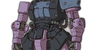 MS-06RD-4 Zaku High Mobility Test Type/Origin