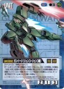 LM111E02 GundamWarCard
