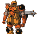 MS-05 Zaku I (Thunderbolt Ver.)