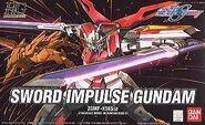 Hg impulse sword