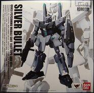 RobotDamashii SilverBulllet box