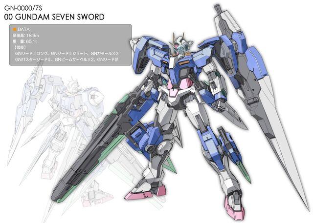 File:00 Gundam 7S wallpaper.jpg