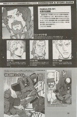 File:Legend of the Universal Century Heroes MSV-R Story Guide and Characters.jpg