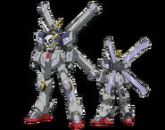 Crossbone Gundam Maoh
