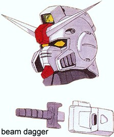 File:RX-78XX - Gundam Pixie - MS Head and Beam Dagger.jpg