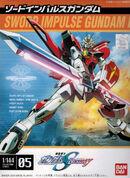 NG 1144 Sword Impulse Gundam