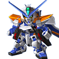 Unit bs astray blue frame second l lohengrin launcher