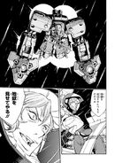 YAMS-130 Krake Zulu manga Bande Dessinee