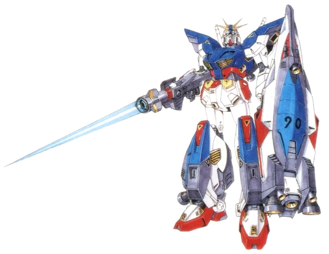 File:F90II-I Gundam F90II Intercept Type.jpg