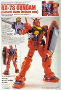 Gundam Casval