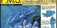 MSM-07F Z'Gok Crab