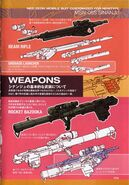 MSN-06S Sinanju - WeaponTechDetailDesign