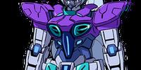 YG-111 Gundam G-Self Reflector Pack