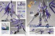 Hi-v Gundam Vrabe Amazing D