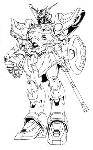 File:XXXG-01S Gundam Shenlong Front View Lineart.jpg