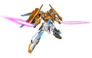 Scramble Gundam ps4