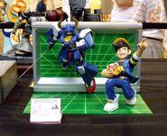 PLamo kyoshiro diorama