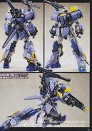 Duel Gundam MG 2