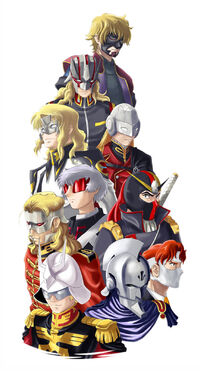 Char with clones
