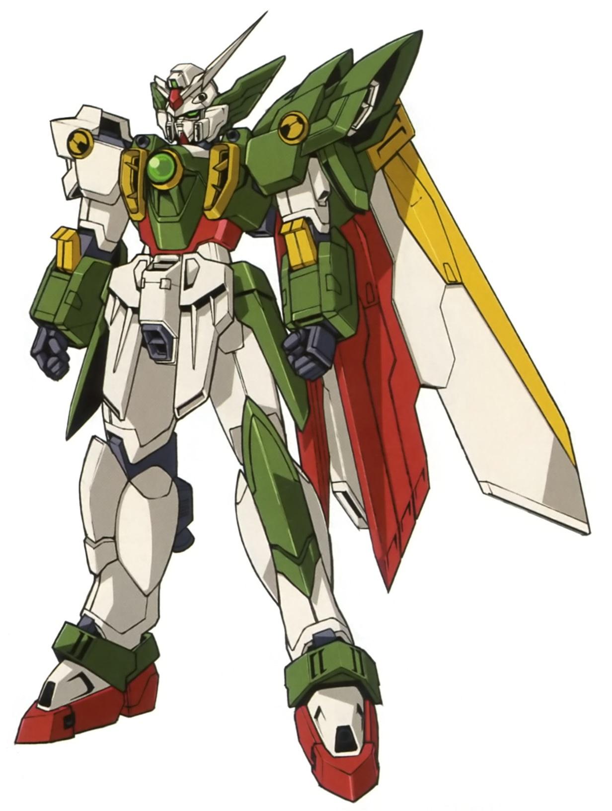 English To Italian Translator Google: XXXG-01Wf Wing Gundam Fenice