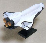 Model Kit Enterprise Transport Shuttle0