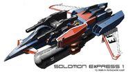 Solomon Express 13